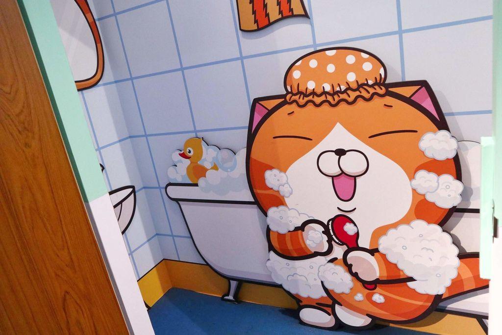 白濫貓超有事特展