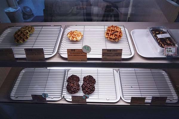 WOW比利時列日鬆餅工房