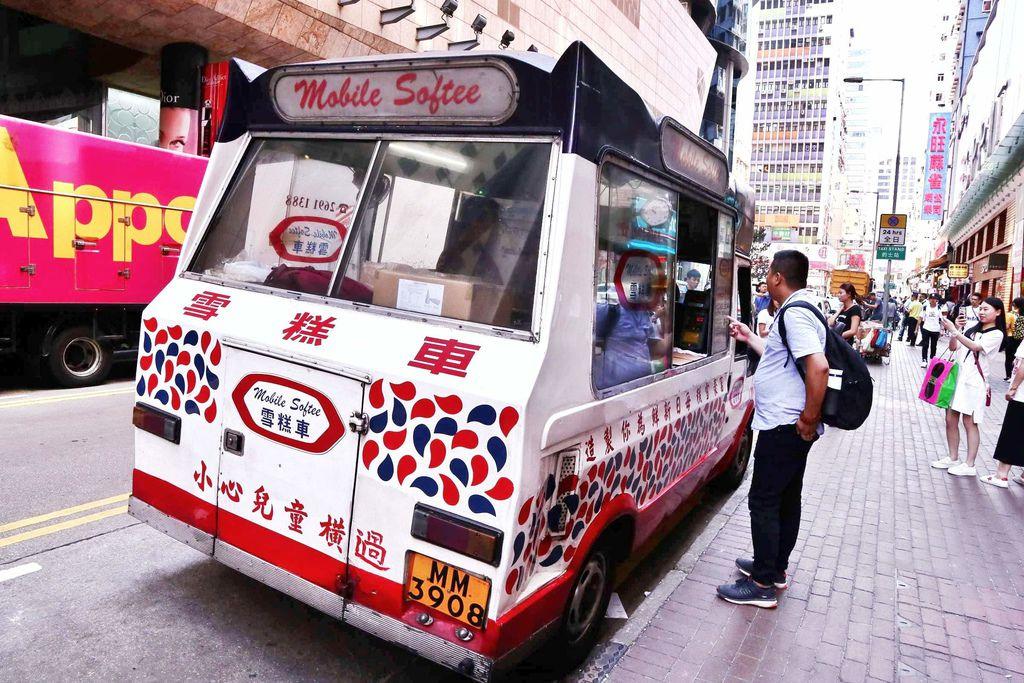 香港 富豪雪糕