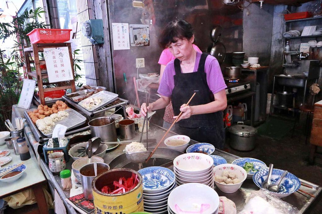 火生餛飩麵店 宜蘭早餐