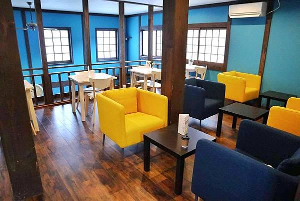 カフェ ハイブ (cafe HIVE)金麟湖旁熊本咖啡廳