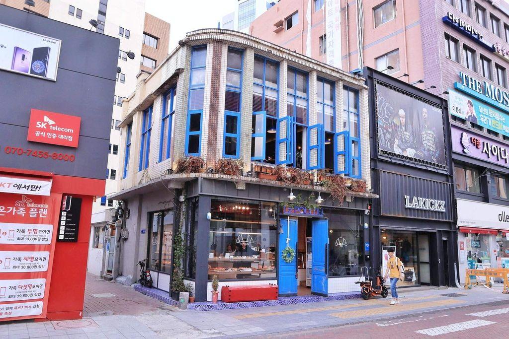 韓國大邱咖啡廳推薦 Le POULDU