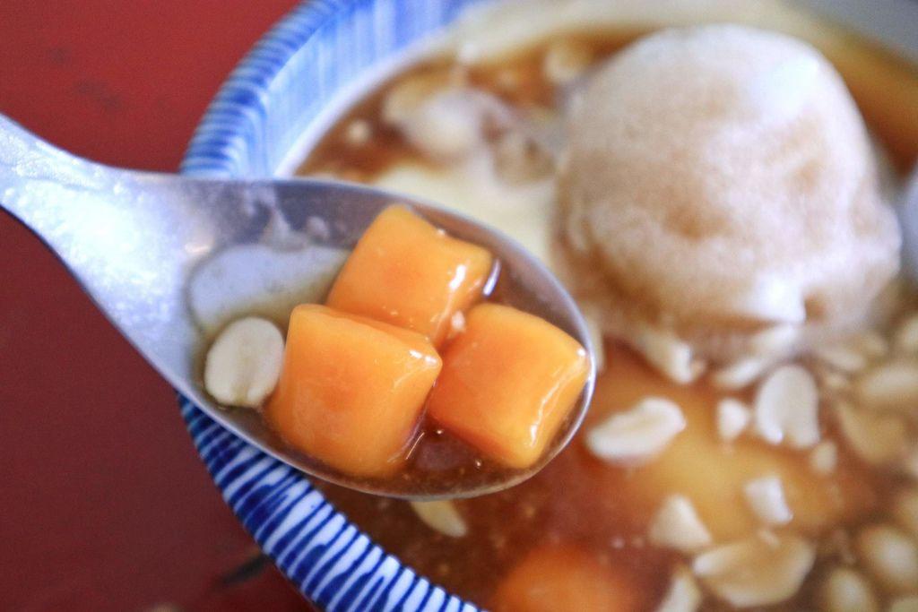 福麻糬豆花