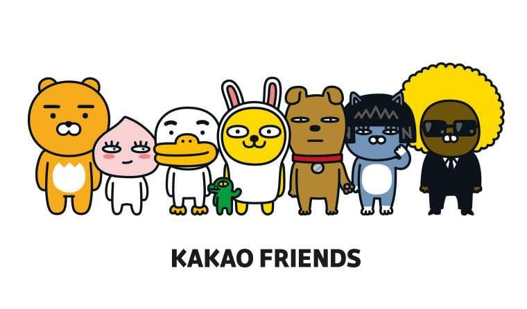 KAKAO Friends釜山