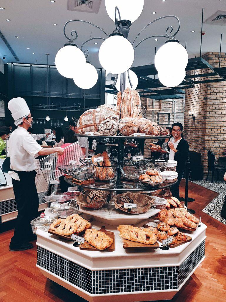 le Boulanger de monge法國麵包