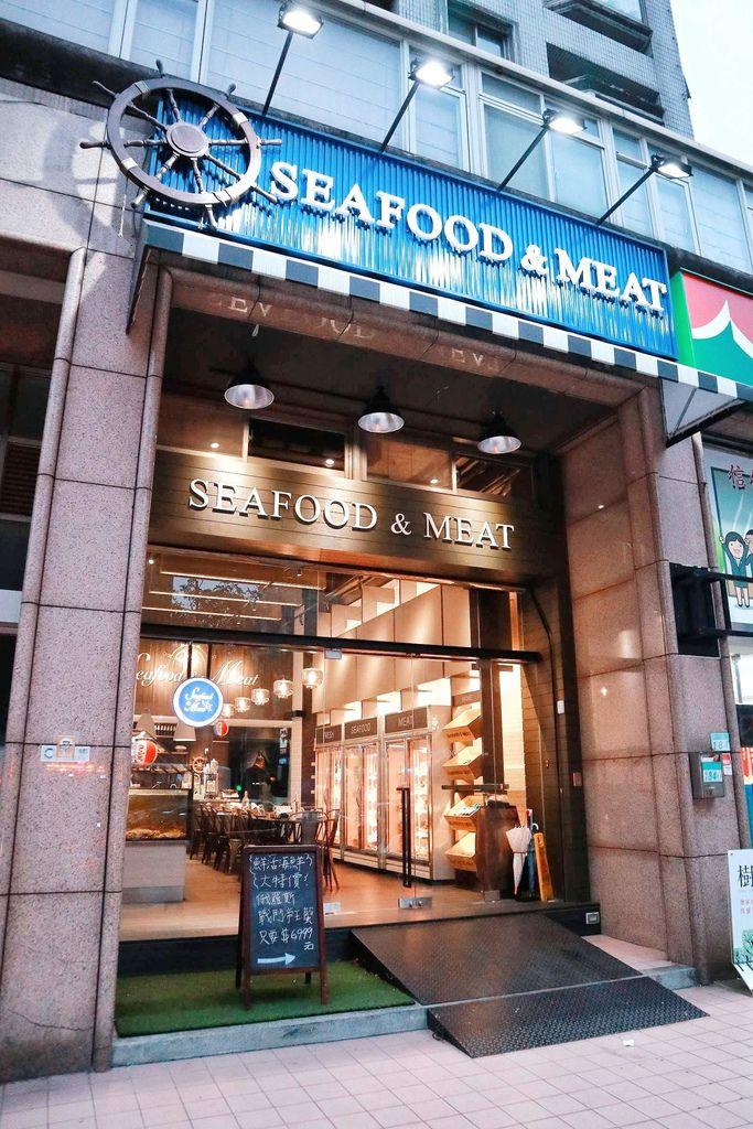 Seafood & Meat波波海鮮市集