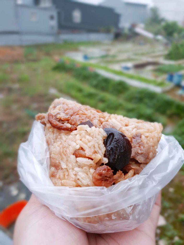 龍潭早餐 客家肉棕