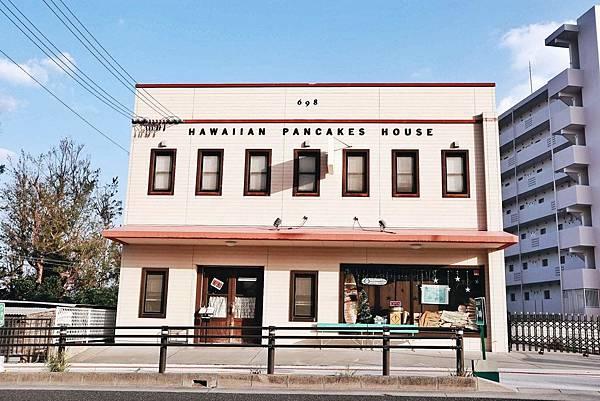 沖繩hawaiian pancakes house