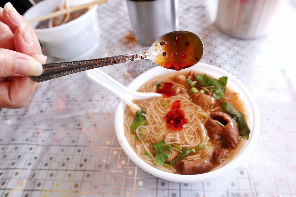 龍潭早餐 大腸麵線