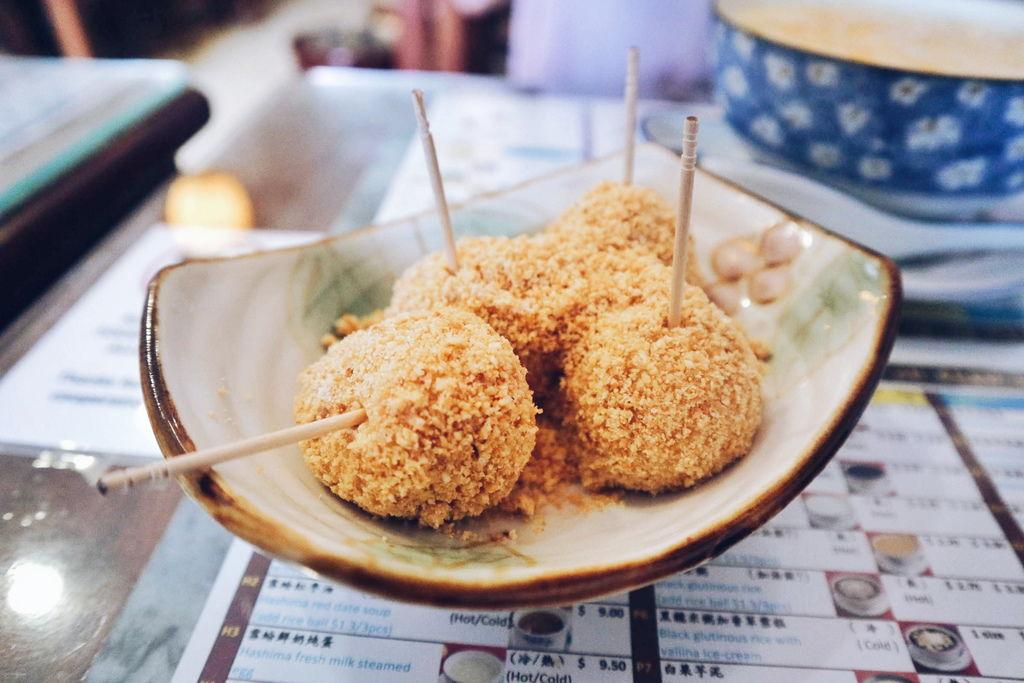 新加坡美食 阿秋甜品