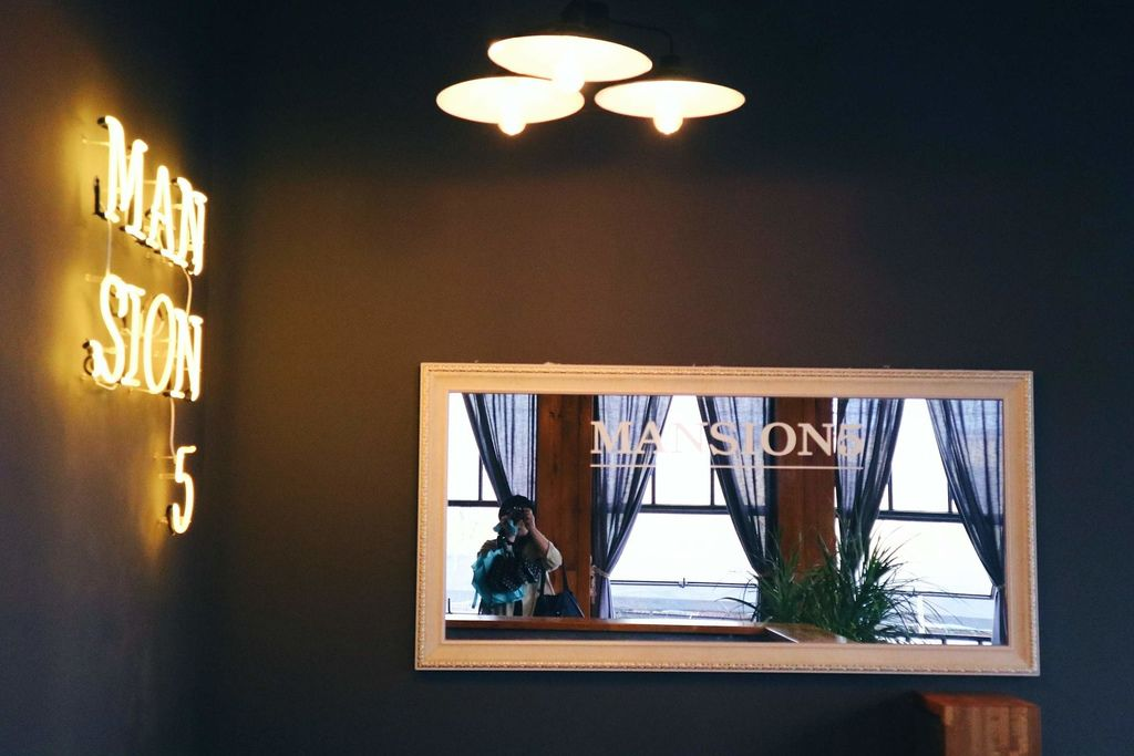 Mansion 5 맨션5  大邱咖啡廳
