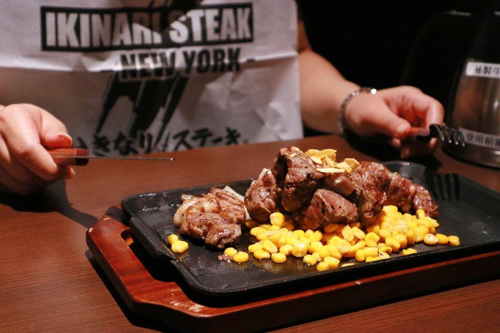 Ikinari Steak Taiwan 台灣一號店