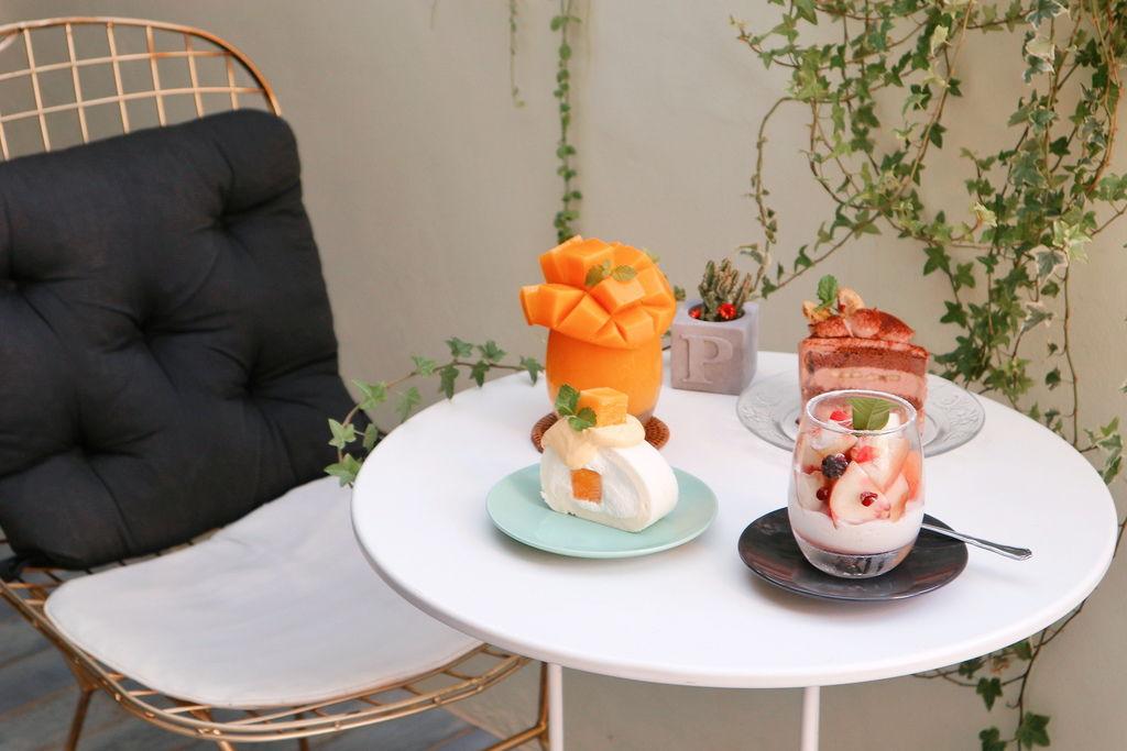 【天母咖啡廳】愜意咖啡pleasant,舒心美好的香甜 /天母不限時咖啡廳 /天玉街下午茶