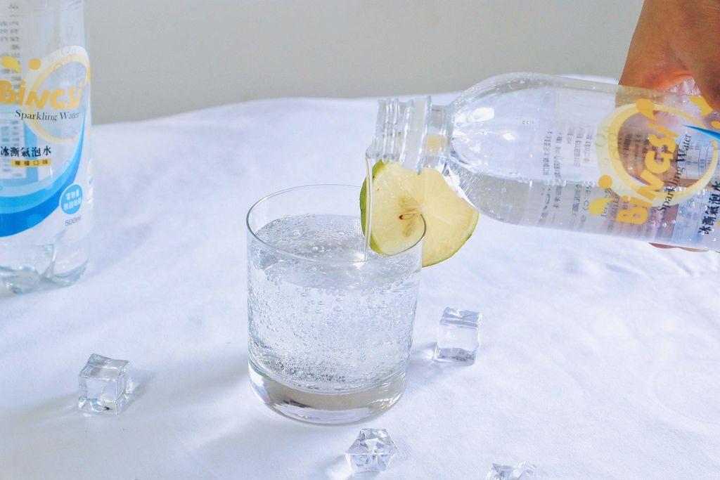 冰澌氣泡水