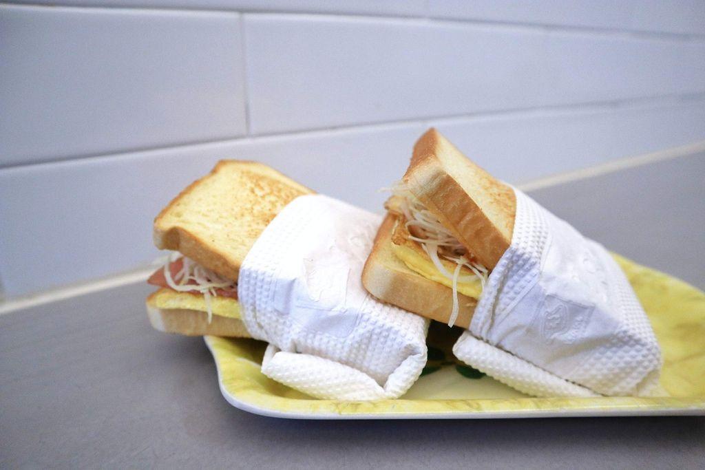 Isaac Toast 韓國必吃早餐