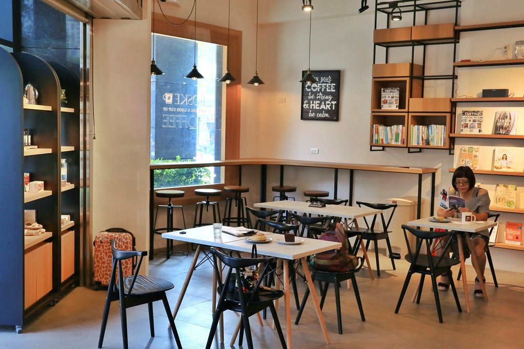boske bakery cafe 咖啡麵包坊