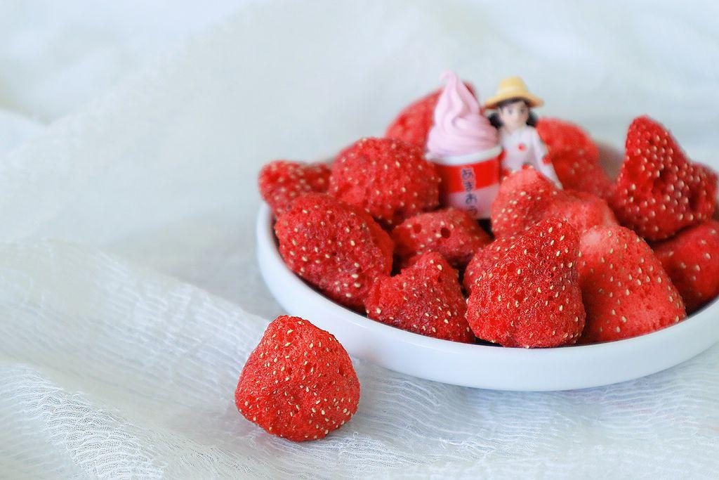 韓國草莓乾