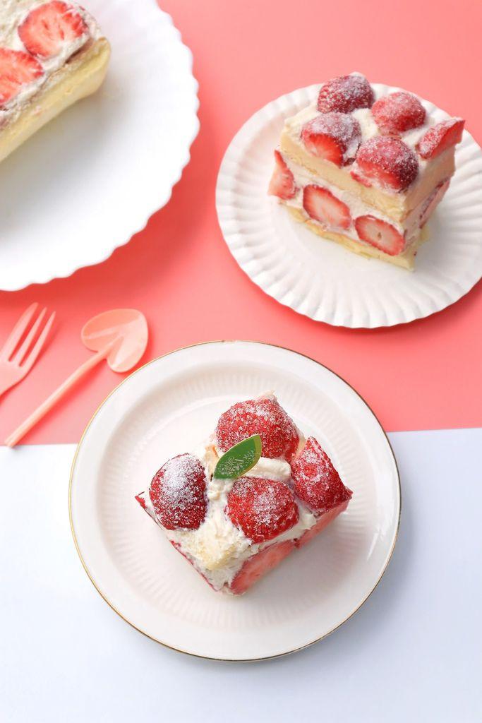 米詩堤甜點王國 四季蛋糕(草莓系列)