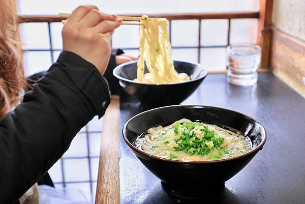 四國香川高松-松下製麺所-日劇孤獨的美食家除夕SP