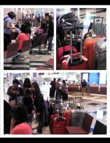抵達新加坡