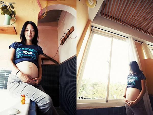 澳洲-花蓮 親子寫真 孕婦寫真