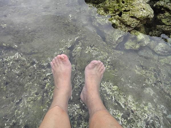 美美的腳.JPG