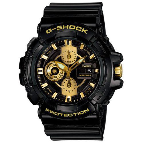 G-SHOCK 風靡街頭黑金狂想版運動休閒錶