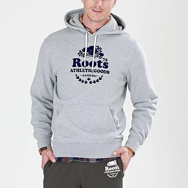 Roots經典logo連帽上衣 2144