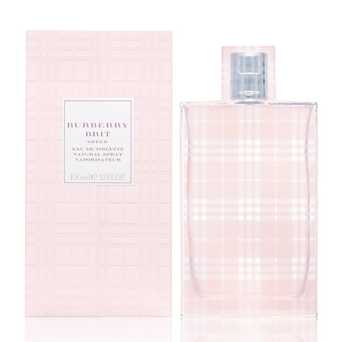 Burberry Brit Sheer 粉紅風格淡香水 999