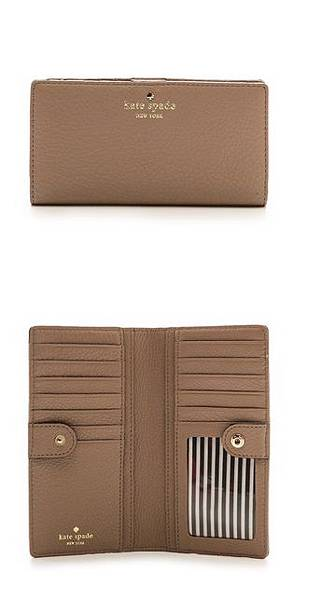 Kate Spade New York Cobble Hill Stacy Wallet 128