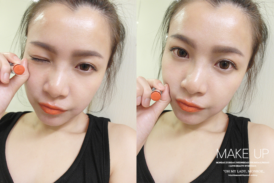 Make up - orange - lipstick - 18 - laneige - serum intense lipstick - yr25 - Neon Orange