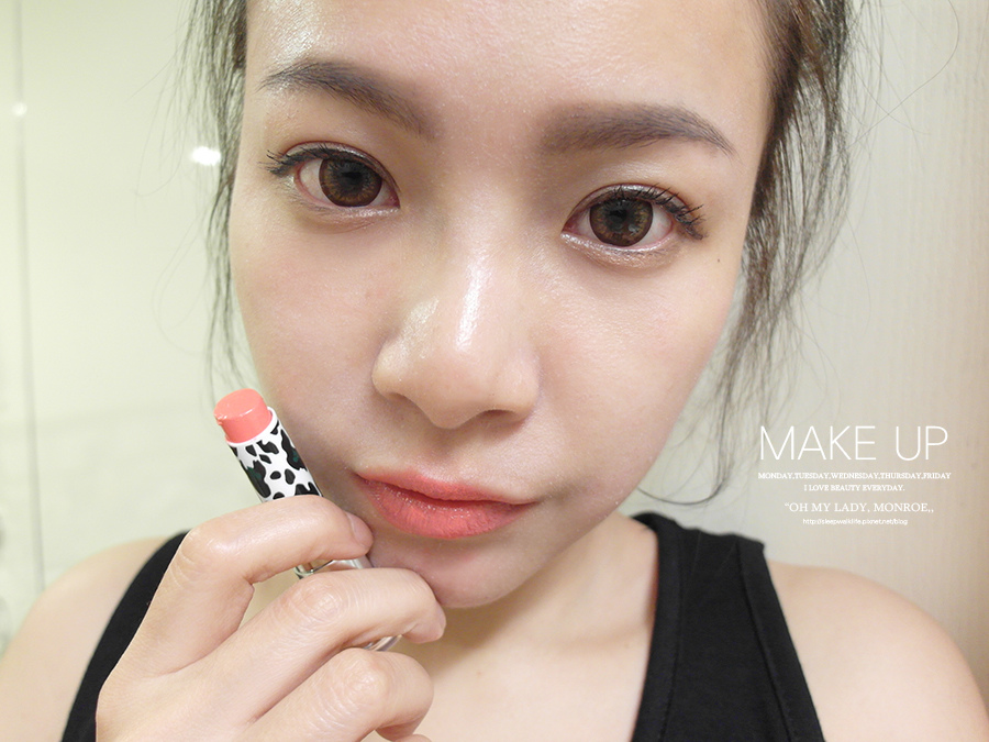 Make up - orange - lipstick - 21 - laneige - push button - serum intense lipstick -  yr20 - dressy coral
