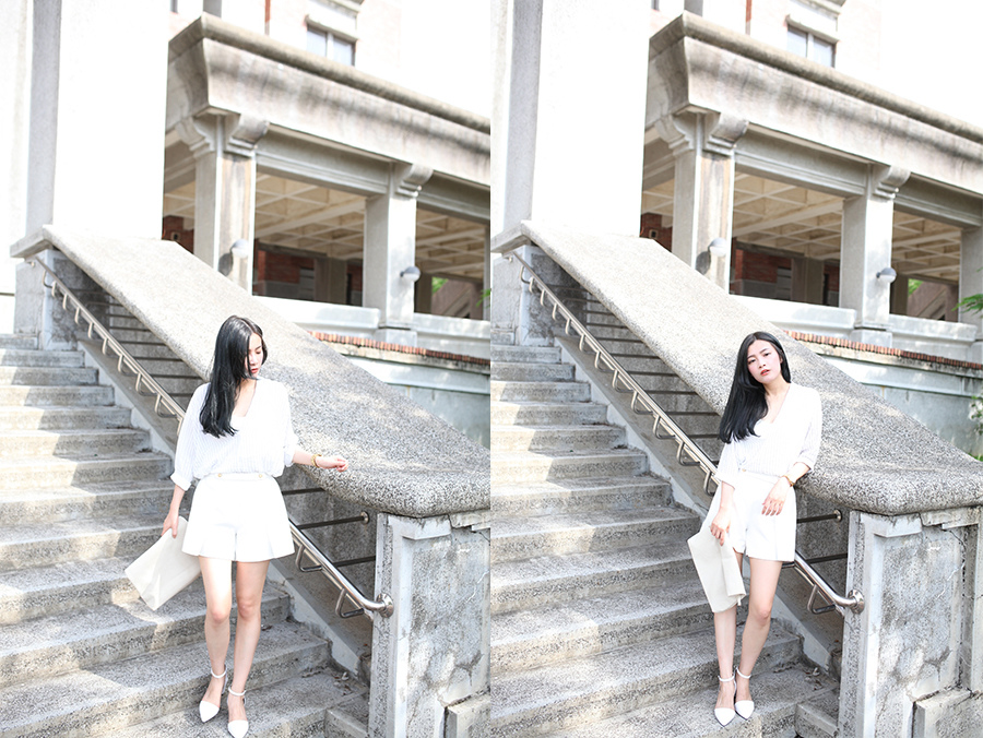 WHITE SHOES OUTFIT 18