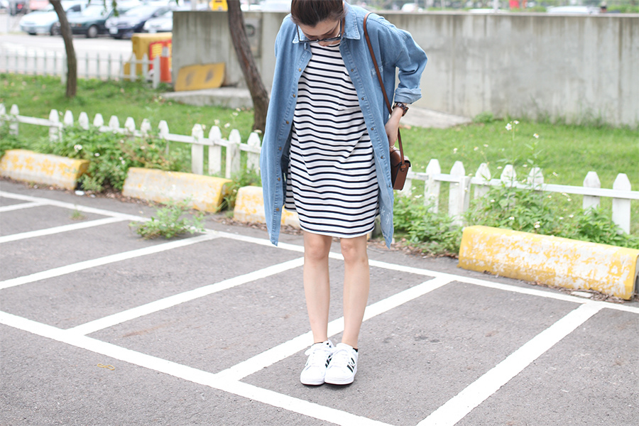 WHITE SHOES OUTFIT 30