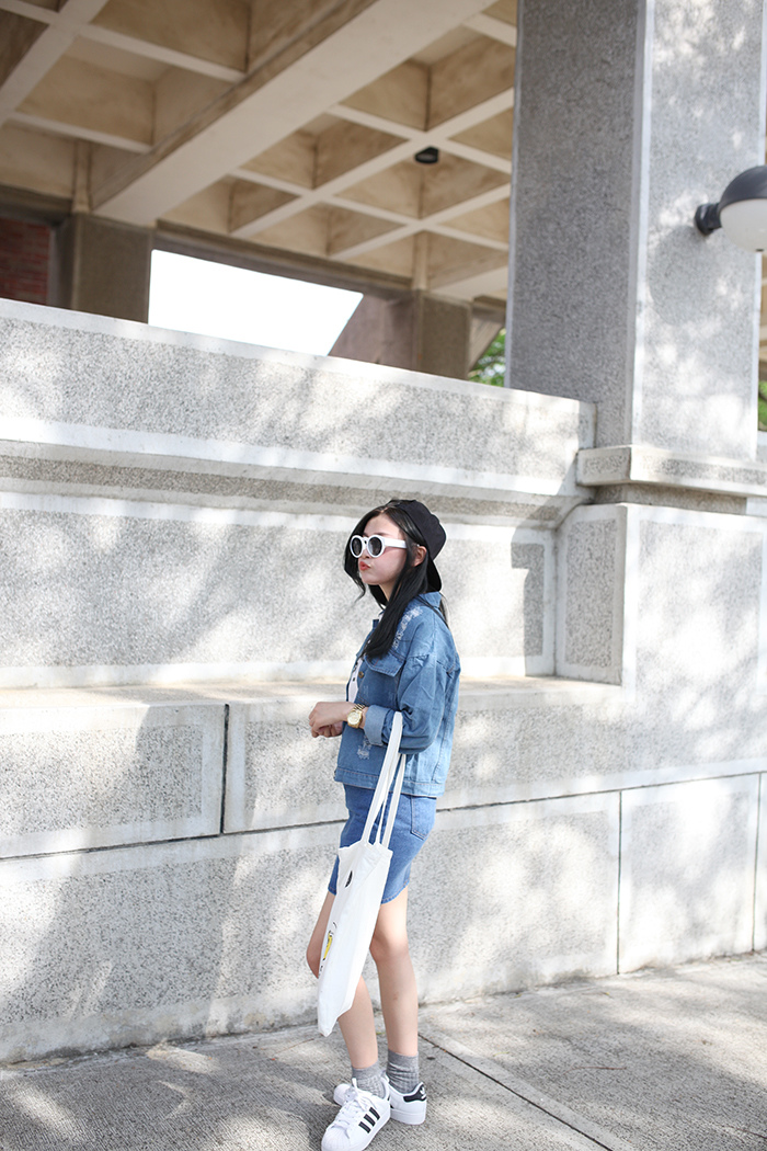 WHITE SHOES OUTFIT 38