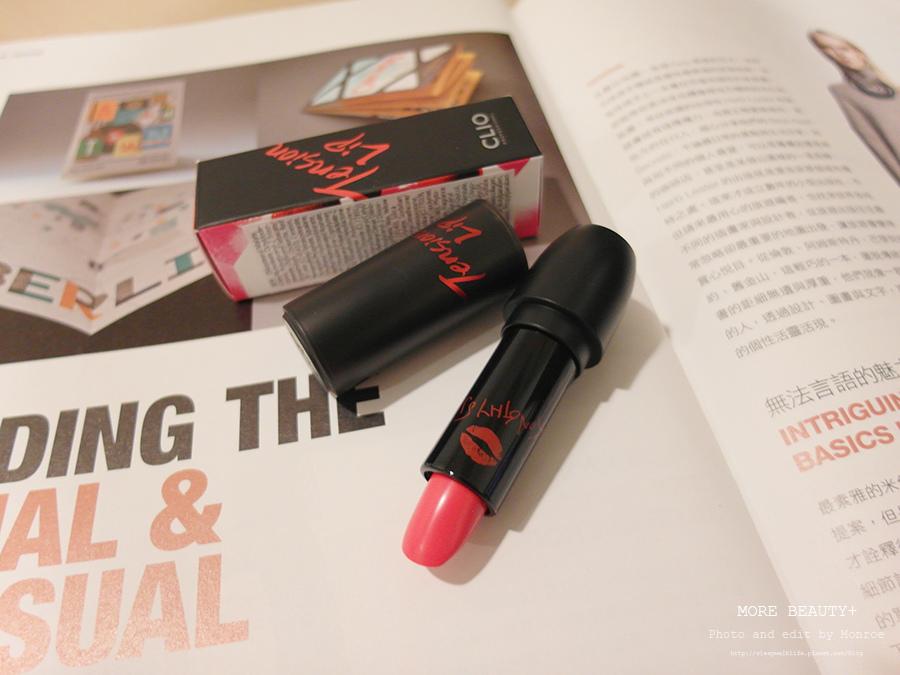 03 - CLIO魔幻吻痕光感持色唇膏 - clio lipstick