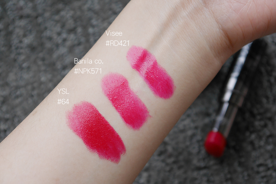2015-beauty favorites -29-visee-lipstick-rd421