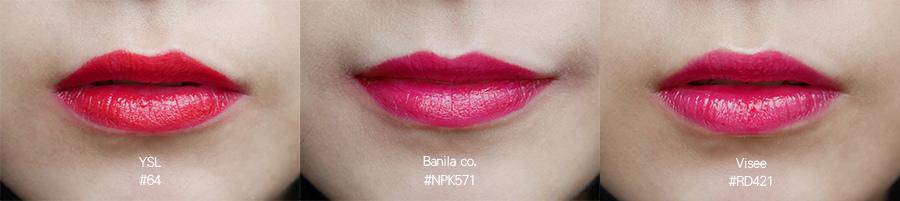 2015-beauty favorites -30-ysl-banila co-visee-lipstick