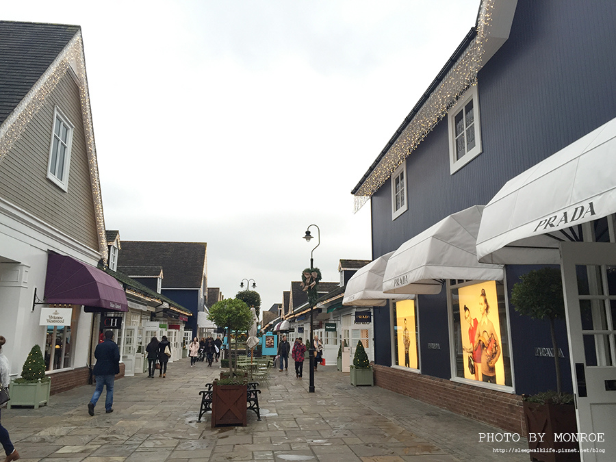 Bicester Village Outlet - 18