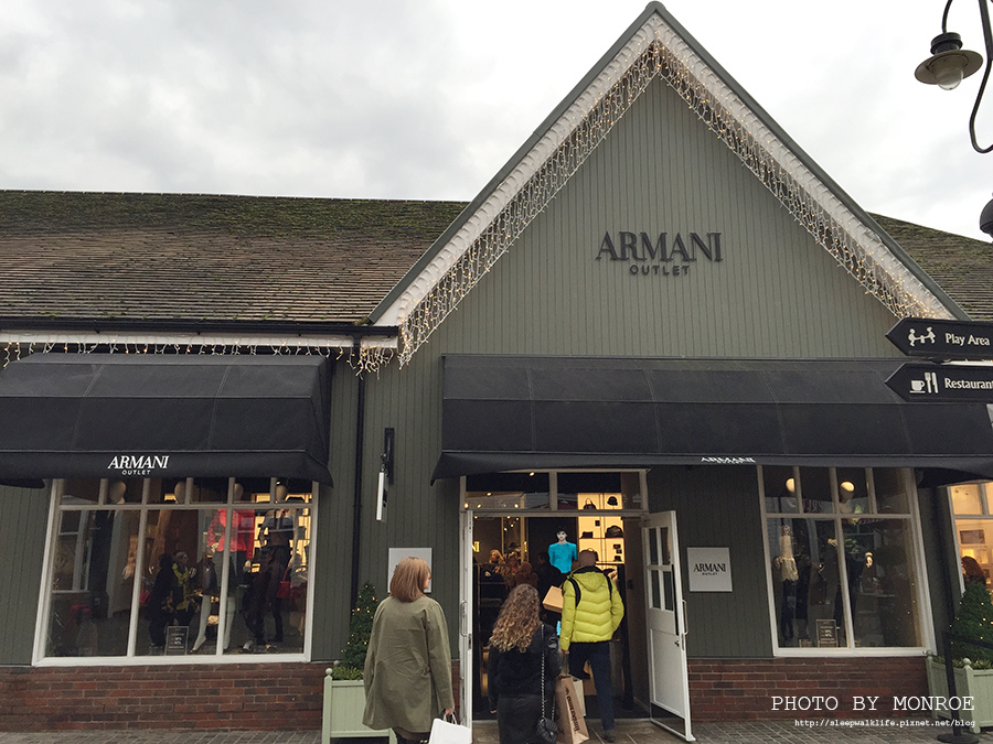 Bicester Village Outlet - 24