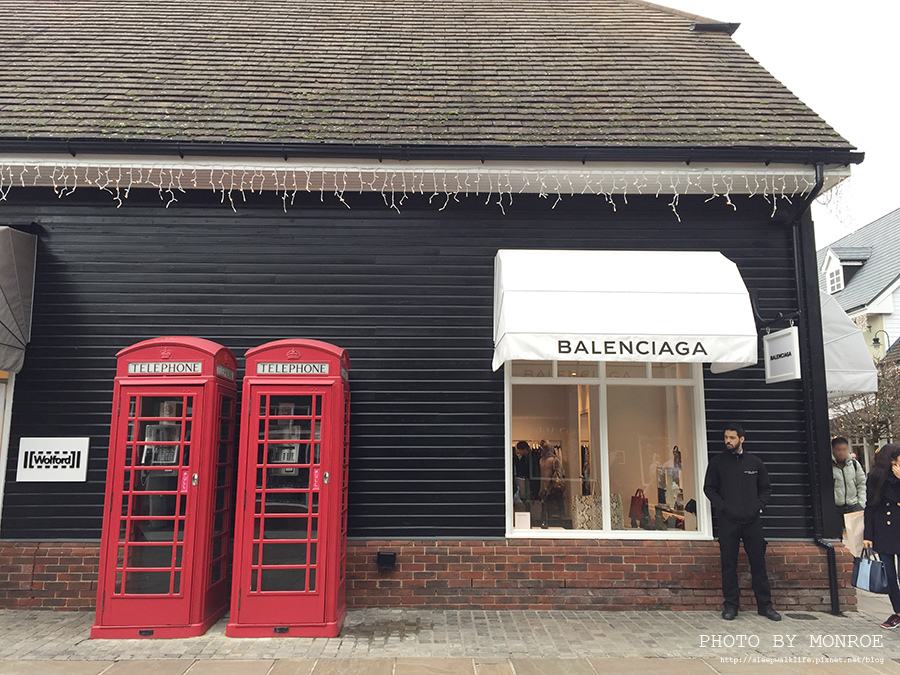 Bicester Village Outlet - 25
