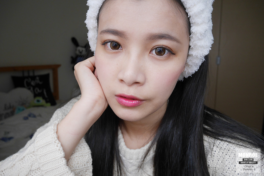 5 minutes makeup for work and school - 02