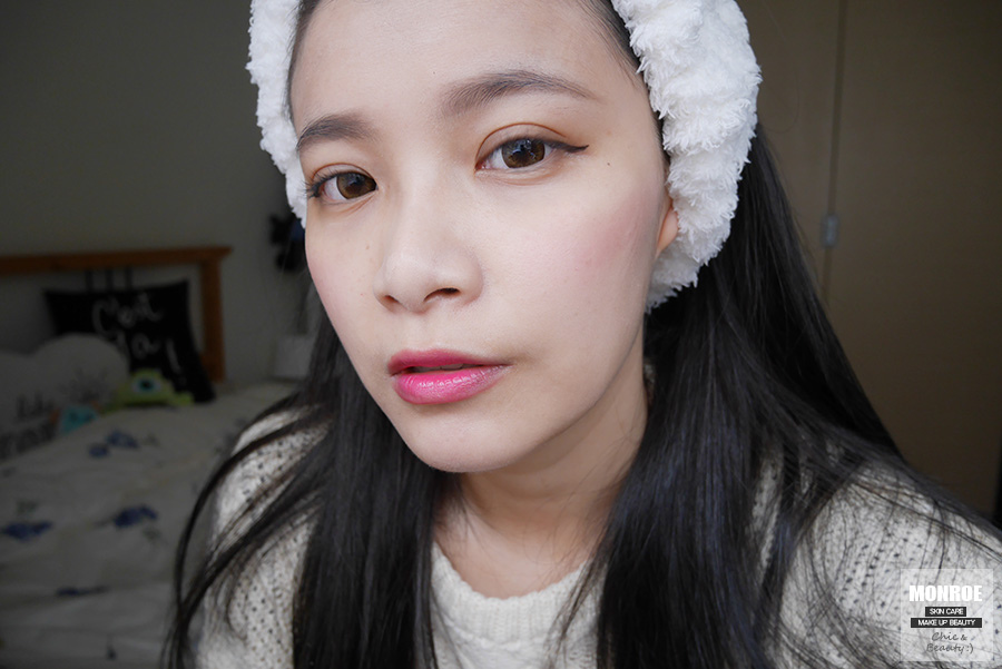 5 minutes makeup for work and school - 04