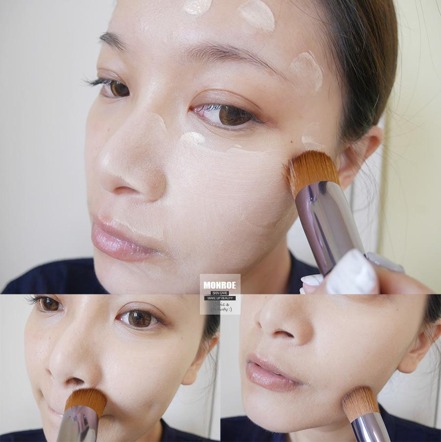 shisedo - foundation - summer makeup - 25