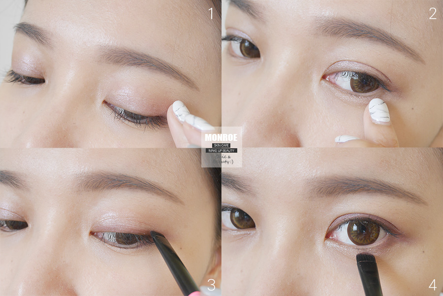 shisedo - foundation - summer makeup - 27