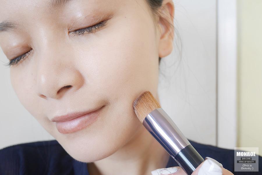 shisedo - foundation - summer makeup - 26