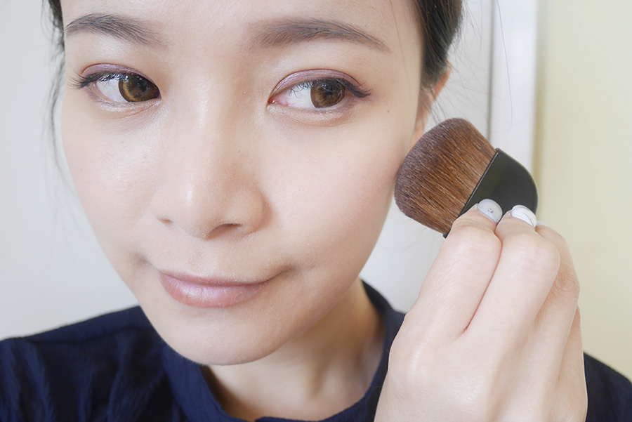 shisedo - foundation - summer makeup - 29