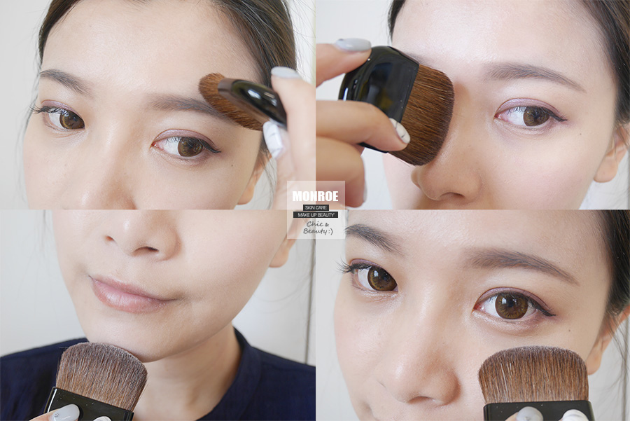 shisedo - foundation - summer makeup - 30