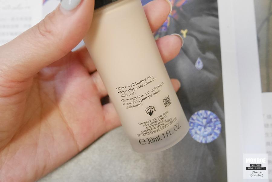 shisedo - foundation - summer makeup - 37