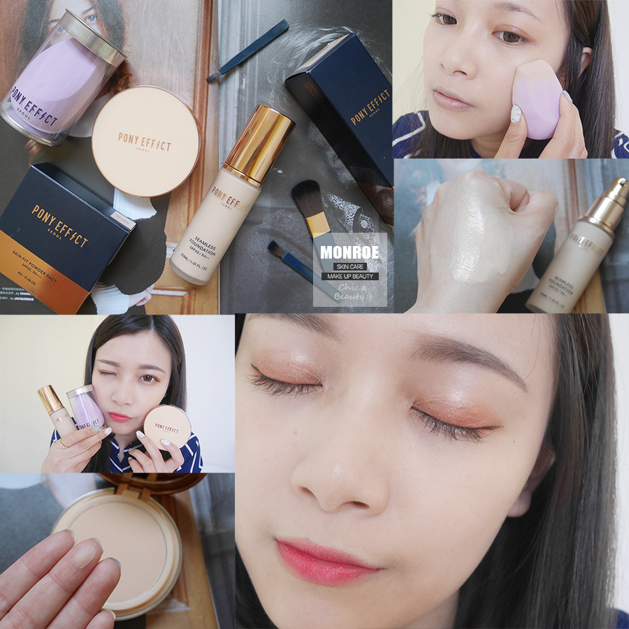 PONY EFFECT - FOUNDATION - MAKEUP - 00